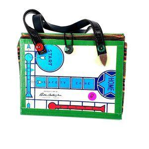 Handmade OOAK Sorry Board Game Hand Bag Purse